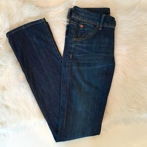 Hudson Bootcut Denim Jeans, 27